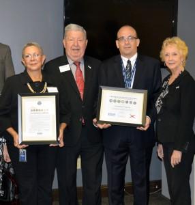 Departamento de Defensa - Presentación de Premio