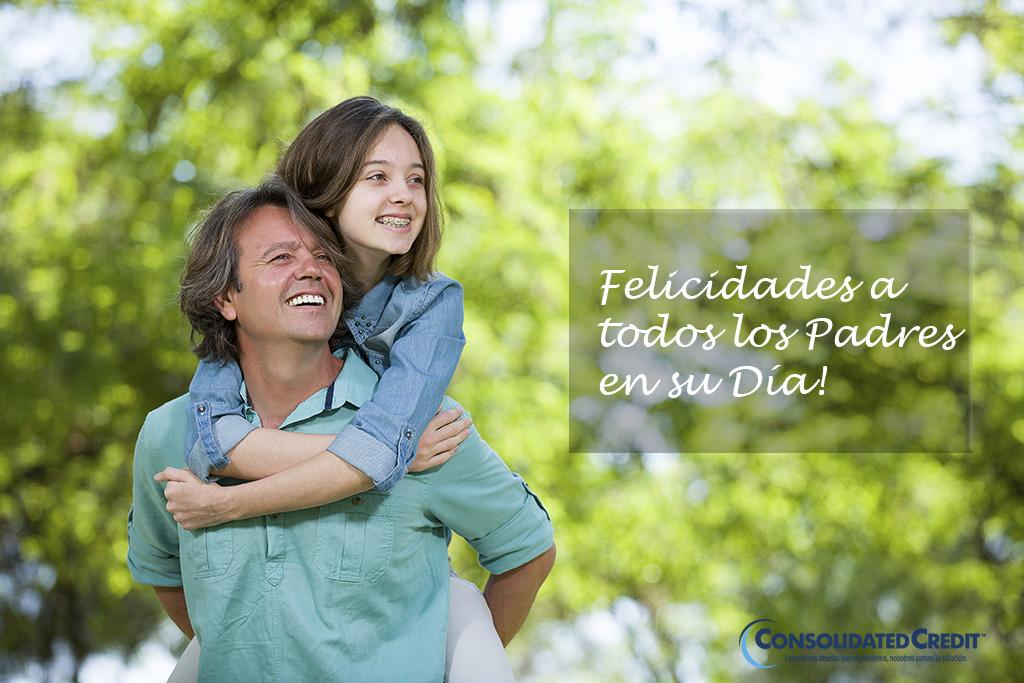 Feliz dia del padre Consolidated Credit