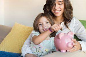 Las mesadas el dinero Consolidated Credit