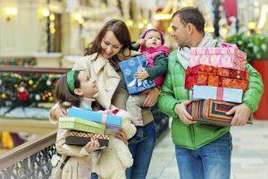 El San Nicolás malo: los padres están gastando mucho en regalos de navidad