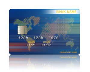 Credit Card design for template or your business