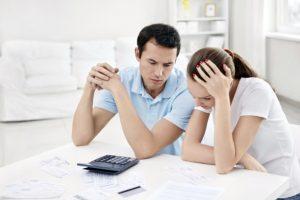 la deuda en los hogares