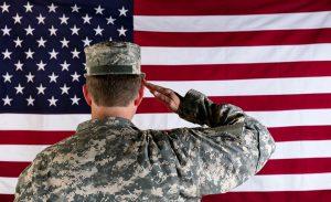 Veterans military