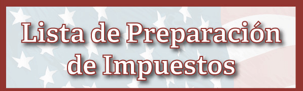 Prepárese para presentar sus impuestos personales del 2011