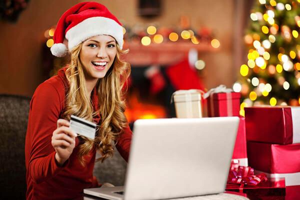 Gastos en días festivos en el 2010 versus el 2011