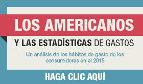 Infografía: Estadísticas de los Americanos y los Gastos