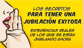 Infografía: Secretos para una Jubilación Exitosa