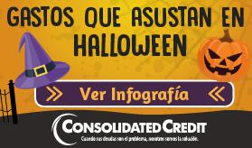 Los niveles de gastos asustan en este Halloween