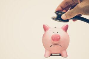 Sin ahorros y vivir al día