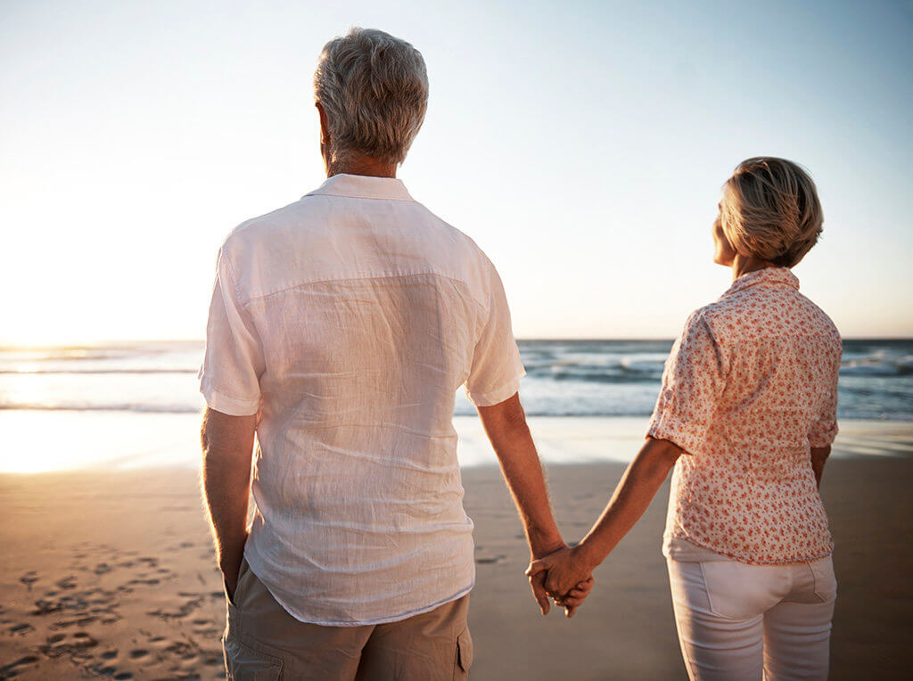 Old couples show you that someone can love you forever