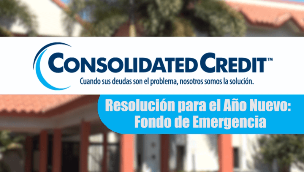 Resolución para el Año Nuevo – Fondo de Emergencia