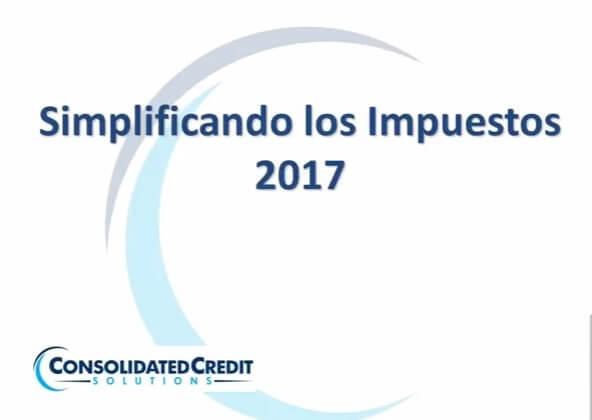 simplificando los impuestos 2017
