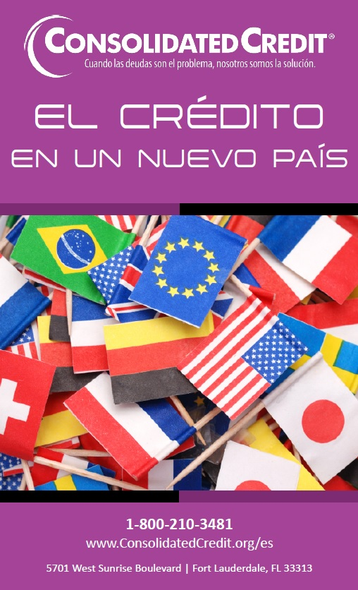 Utilice este folleto para guiarlo a través de los conceptos básicos para desarrollar crédito en un nuevo país.