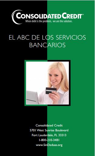 El ABC de los Servicios Bancarios Folleto