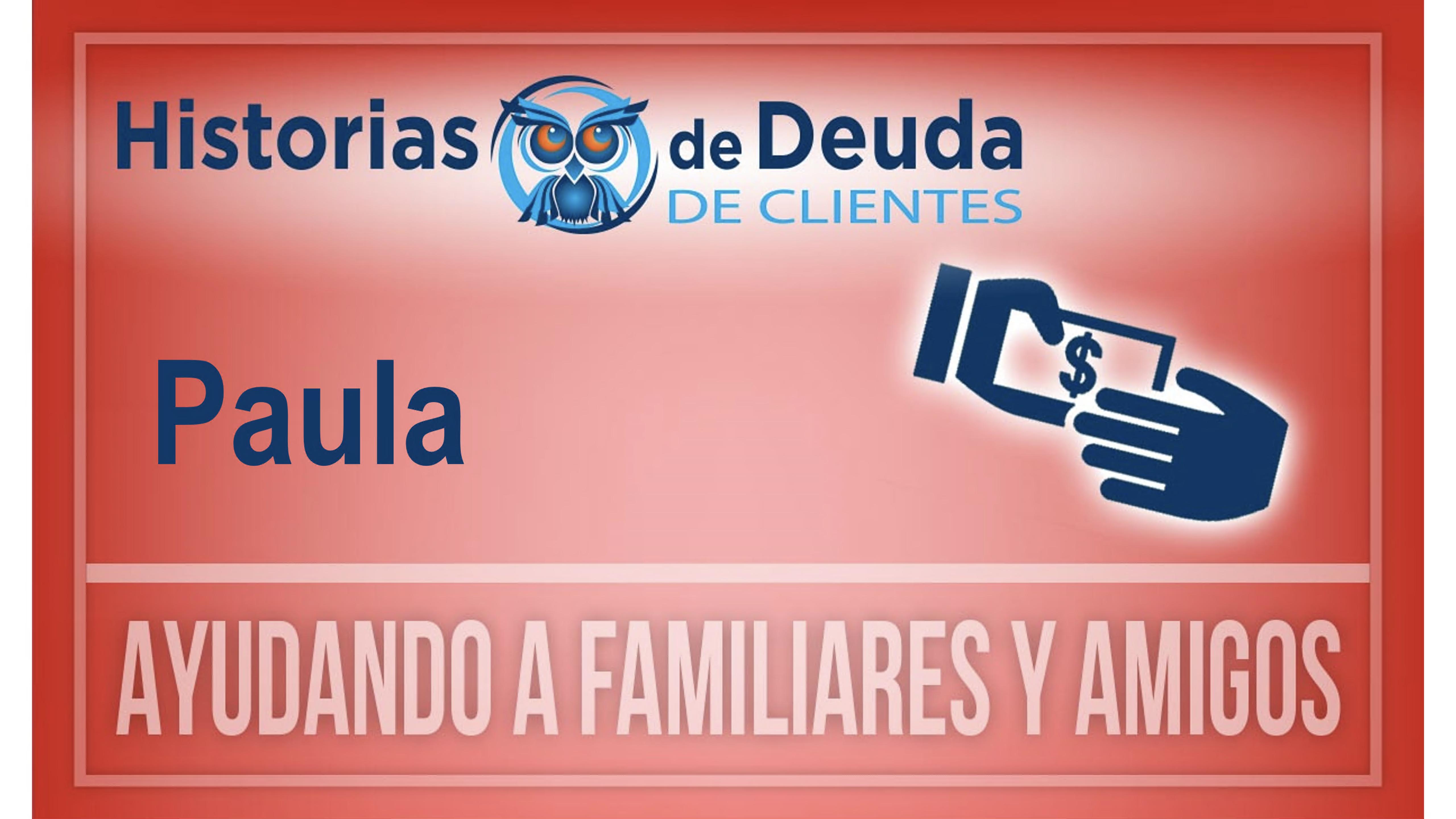 Paula recurrió a Consolidated Credit para tomar el control sobre los problemas financieros causados por las tarjetas de crédito.