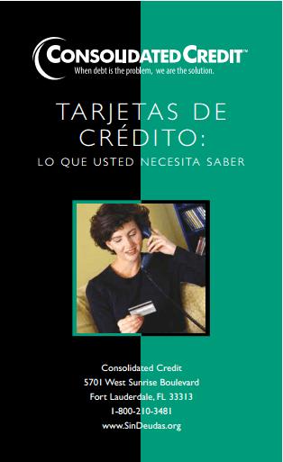 Tarjetas de Crédito: Qué necesita usted saber