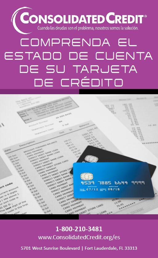 Saber cómo leer el estado de cuenta de su tarjeta de crédito cada mes puede ayudar a que sea más fácil manejar la deuda.