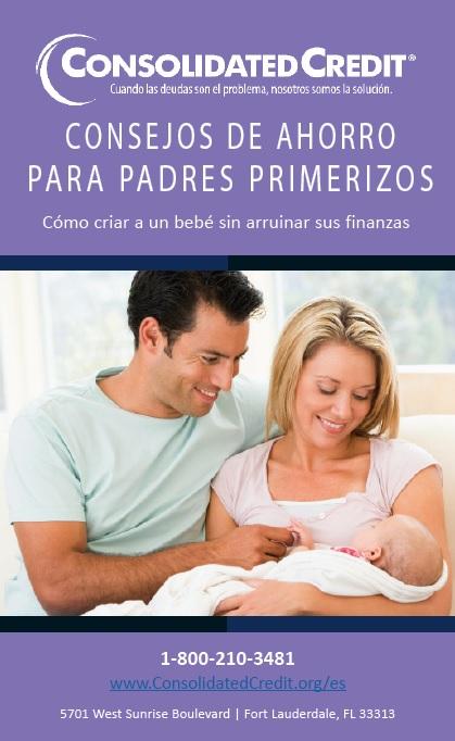 Esta guía está diseñada para ahorrar tiempo y dinero a las madres y padres primerizos.