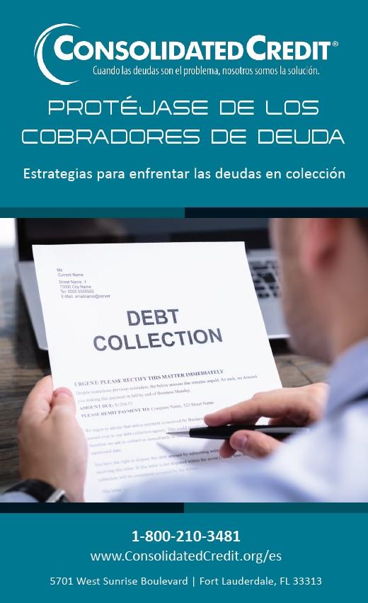 Aprenda a tratar con los cobradores de deuda, minimizar el estrés financiero y abordar correctamente los desafíos de las deudas en colección.