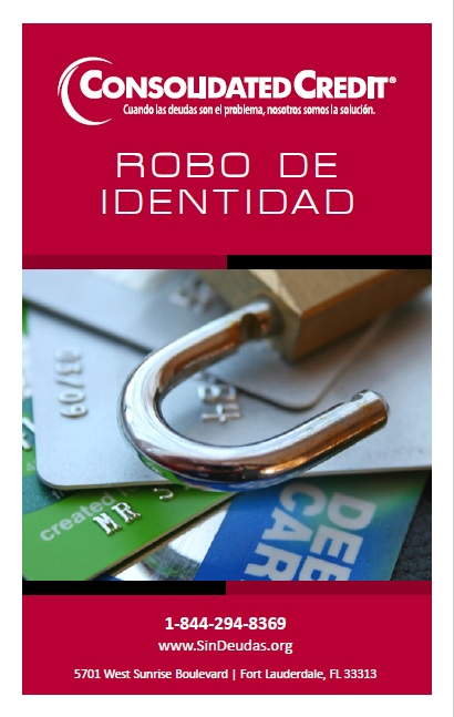 ROBO DE IDENTIDAD Folleto