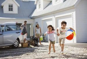 La Familia y la Vacaciones