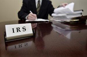 agente del IRS