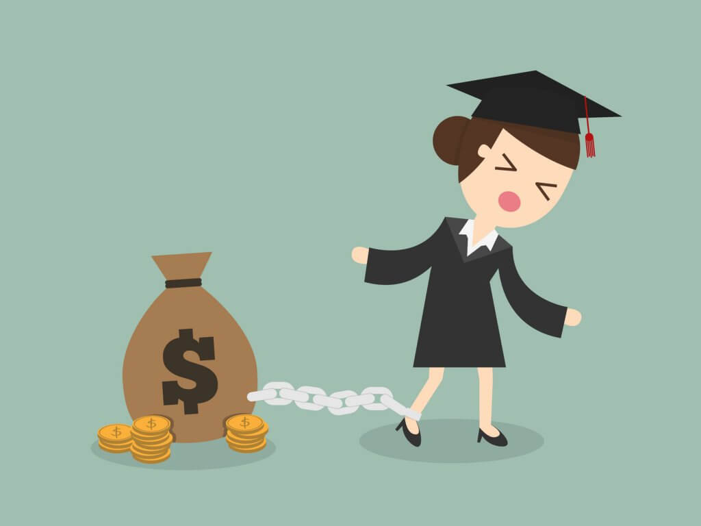 Problemas con las deudas estudiantiles