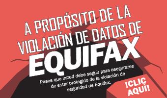 Violación de datos de Equifax
