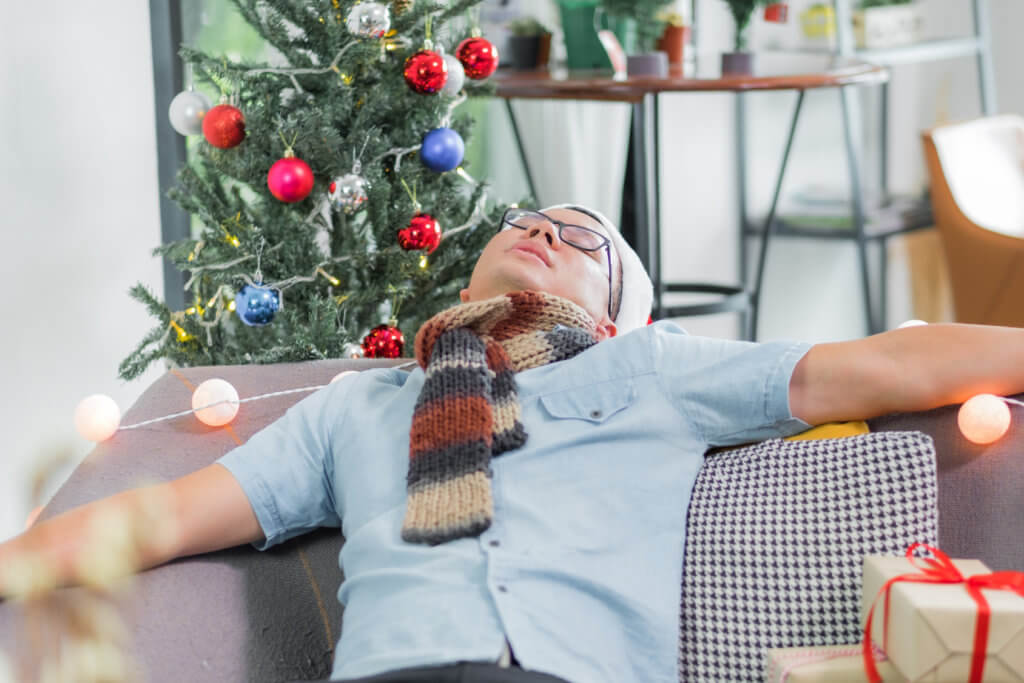 Resaca de Navidad