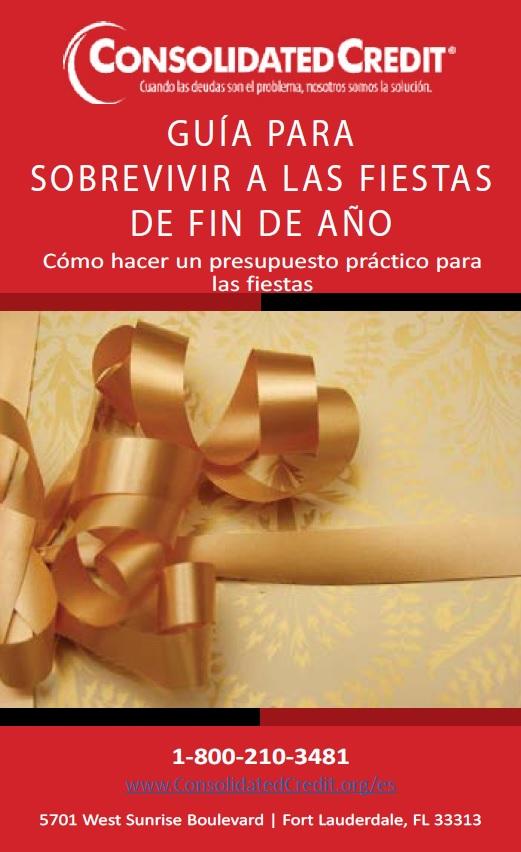 Esta publicación le ayuda a desarrollar un plan de gastos práctico para disfrutar de las fiestas de fin de año sin endeudarse.