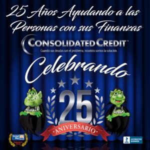 25 años de Consolidated Credit