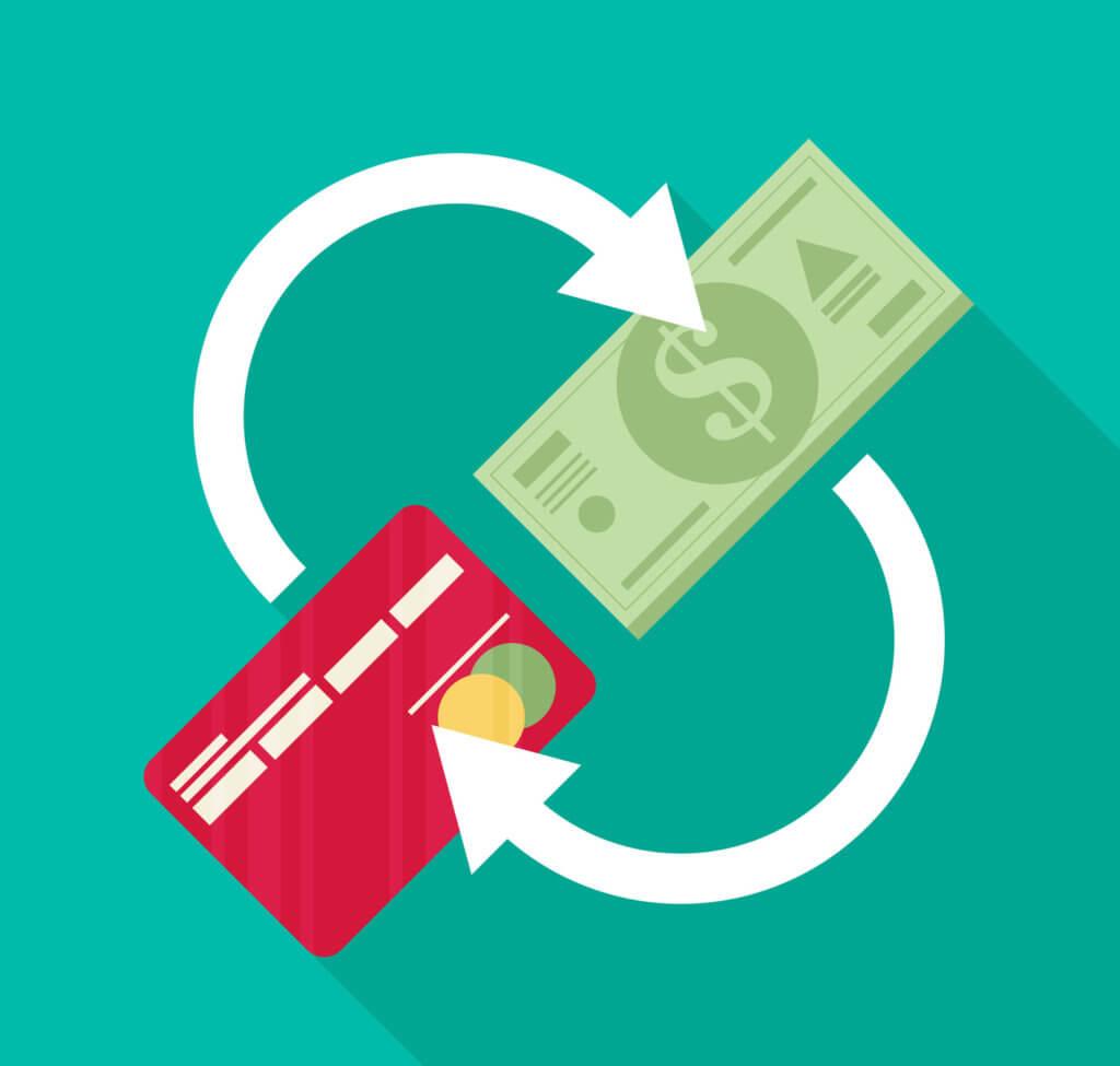 Recompensas en efectivo de tarjetas de crédito