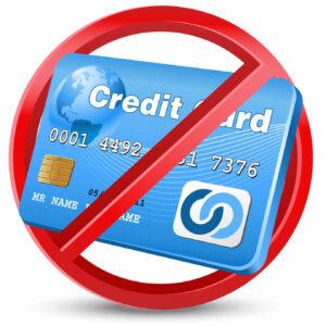 Vivir sin tarjetas de crédito