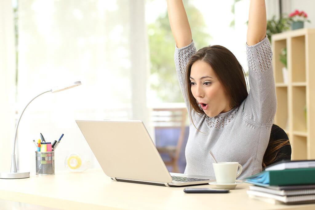 Cómo ser REALMENTE feliz en el trabajo