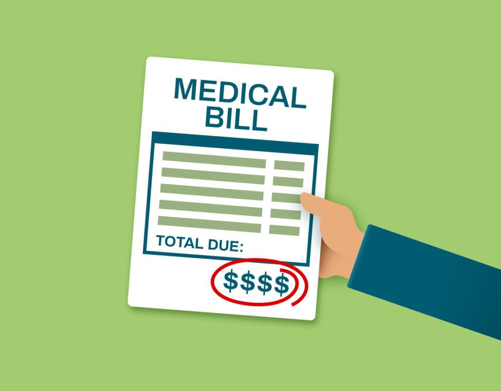 Enfrentando retos con deudas médicas