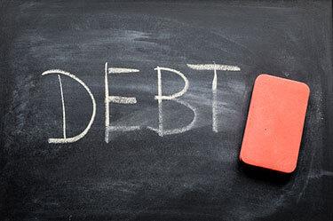 Borre su deuda