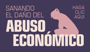Banner sobre el Abuso económico