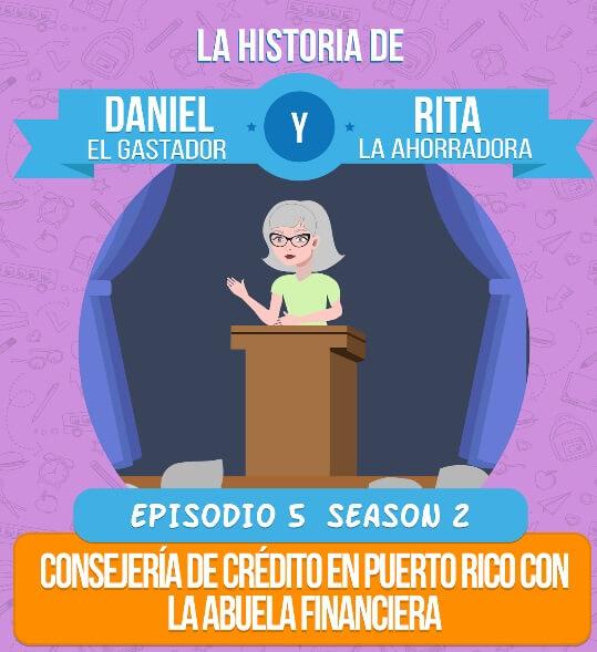 Consejería de crédito en Puerto Rico con la Abuela Financiera