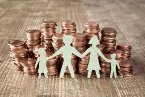 cuentas de ahorro universales para familias
