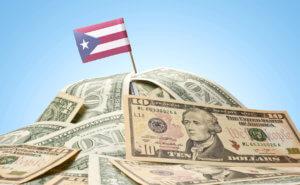 deudas por el huracán María en Puerto Rico
