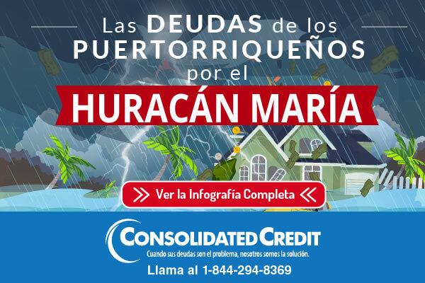 Las Deudas de los Puertorriqueños por el Huracán María