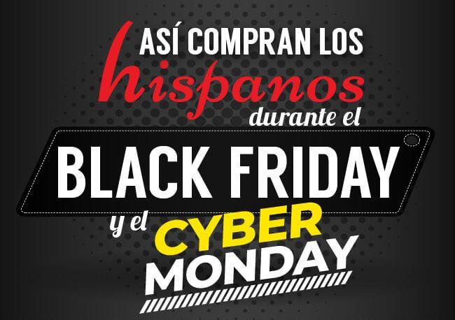 Black Friday y Cyber Monday: Así comprarán los hispanos en EE. UU.