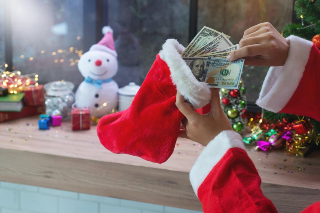 Compras para Navidad