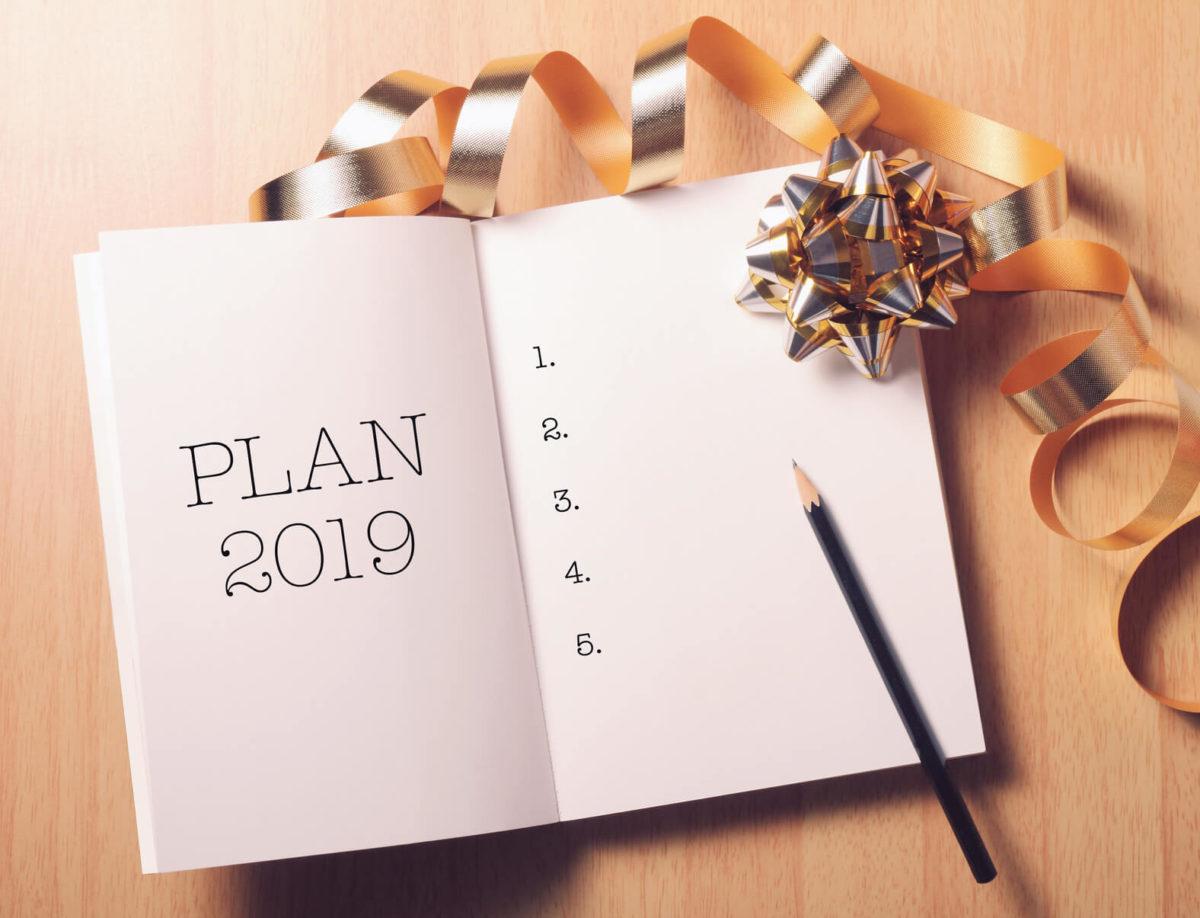 Planeando las resoluciones de dinero para el Año Nuevo