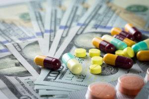 dinero para factura médica