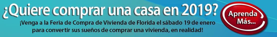 La Feria de Compra de Vivienda de Florida 2019 ayuda a los compradores de vivienda a reunir el equipo adecuado para lograr sus sueños de ser propietario de una vivienda