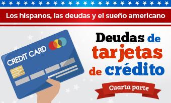 Deudas de tarjetas de crédito