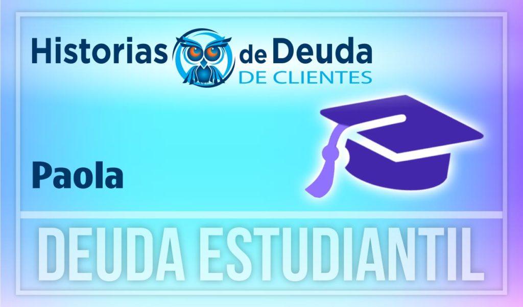 Deuda estudiantil