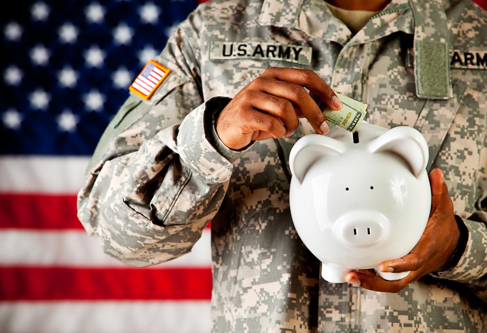 military savings_225659767