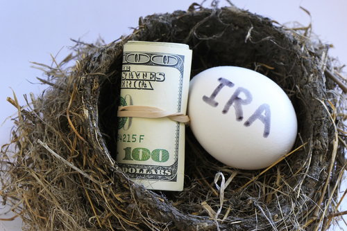 En una cuenta de retiro, su dinero crece con el tiempo